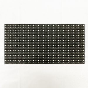 P10mm Outdoor SMD 320mmx160mm 1/4Scan LED Module