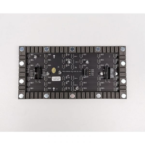 P2.5mm Indoor 240mmx120mm Flexible Soft LED Display Module