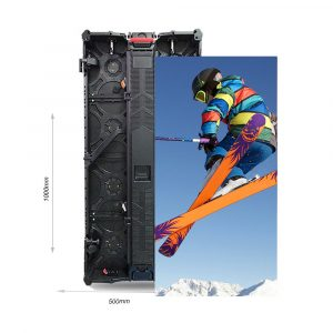 Outdoor Rental MA500 500mmx1000mm LED Cabinet