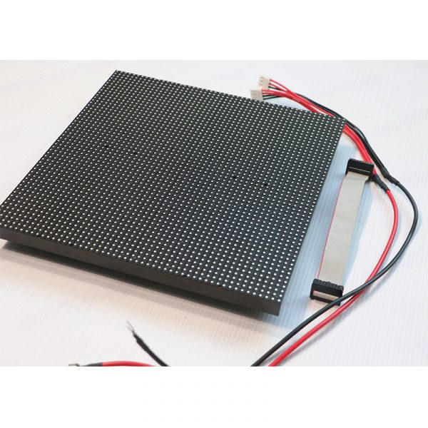 P4.81mm Outdoor Dual Service SMD 250mmx250mm LED Module