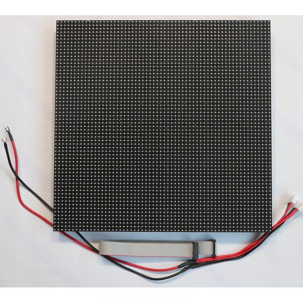 P5.3mm Outdoor SMD 320mmx320mm Front and Rear Service LED Module