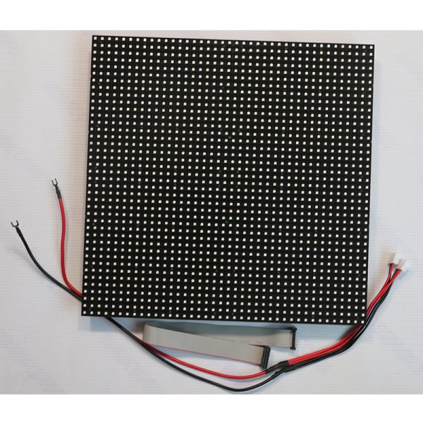 P8mm Outdoor SMD 320mmx320mm Dual Service IP68 Aluminum Bottom Shell LED Module