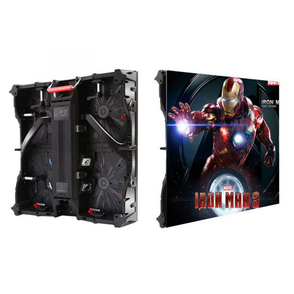 Magnesium LED Cabinet 500mmx500mm