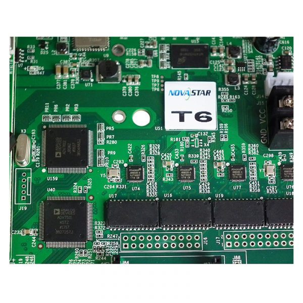Novastar T6 control card