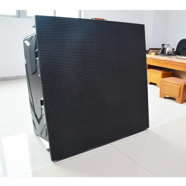 P10 outdoor fixed installation magnesium led cabinet 960mmx960mm