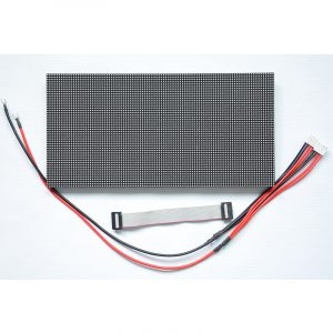 P3.33mm Outdoor Fine Pitch SMD 320mmx160mm LED Module