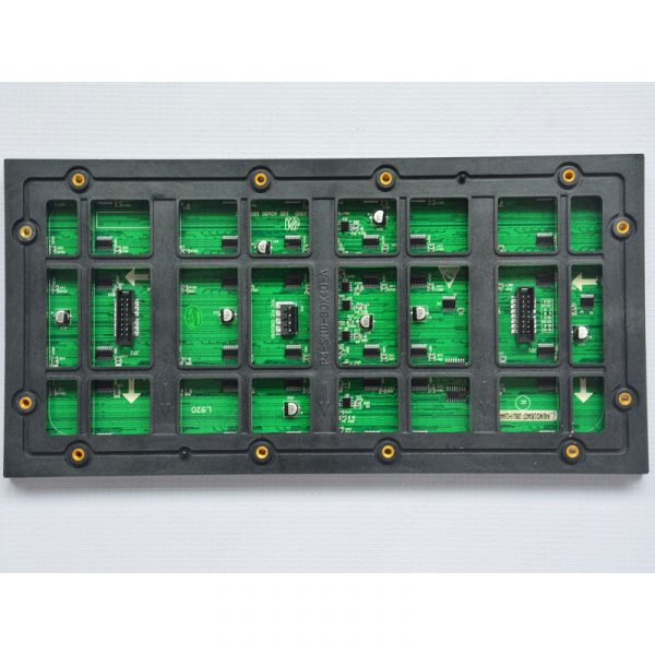 P4 outdoor 320X160mm led module