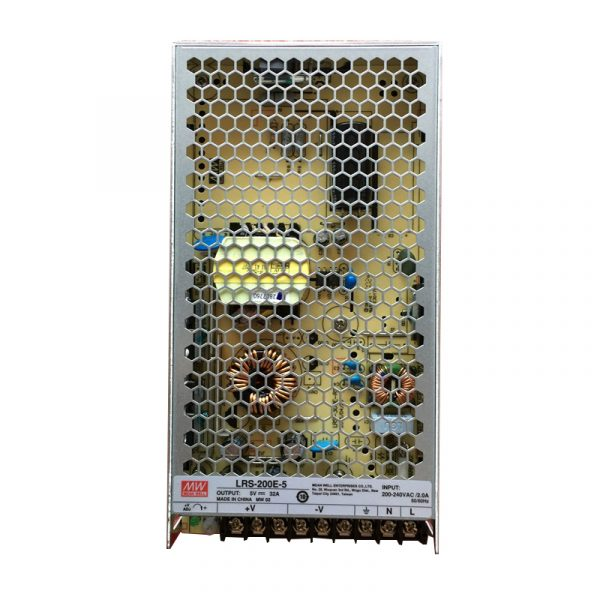 MEANWell LRS-200E-5 Switching Power Supply