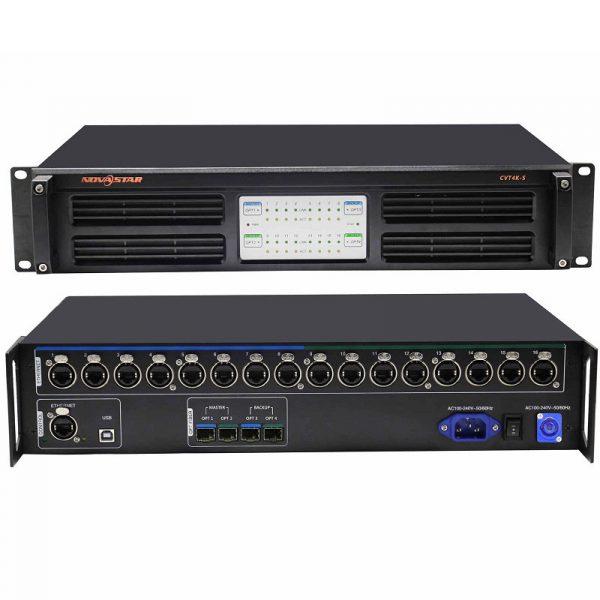 novastar cvt4k-s fiber converter