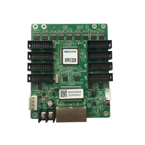 novastar mrv208 receiver card