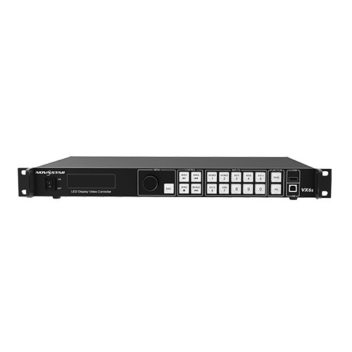 novastar vx6s video processor
