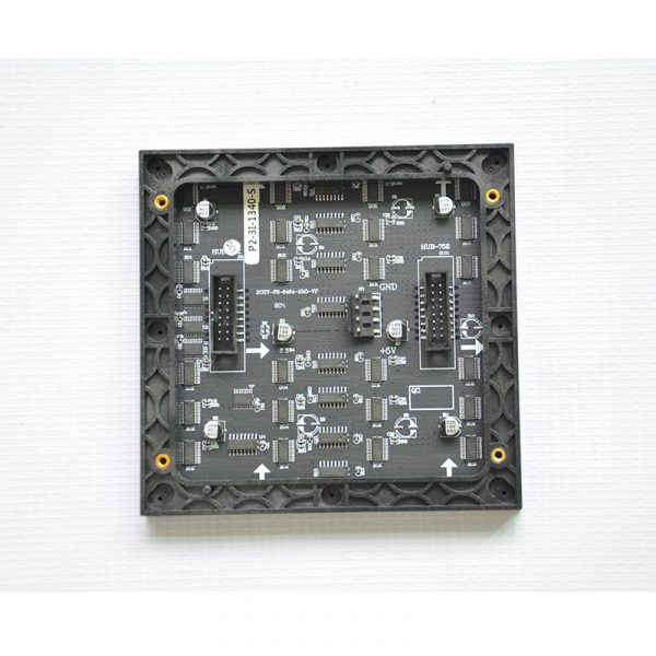 p2 indoor 128mmx128mm led module