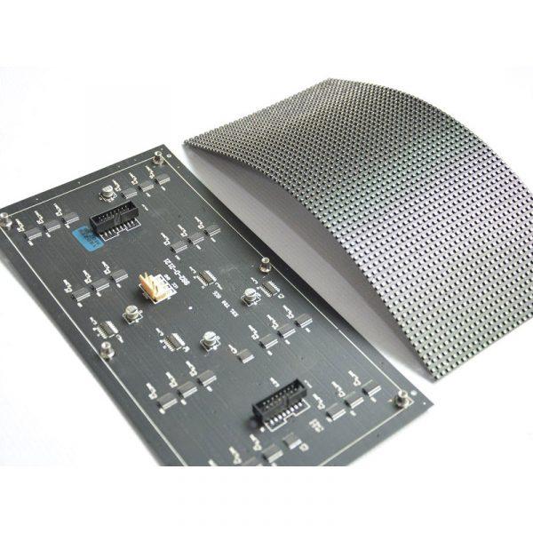 p4 indoor 256mmx128mm soft led module