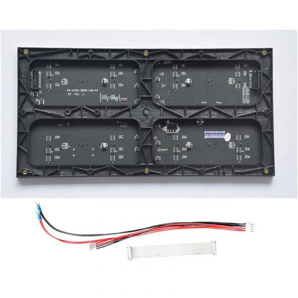 p6 indoor led module 384mmx192mm