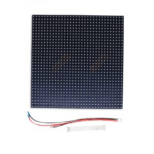 p7.62 indoor led module 244mmx244mm