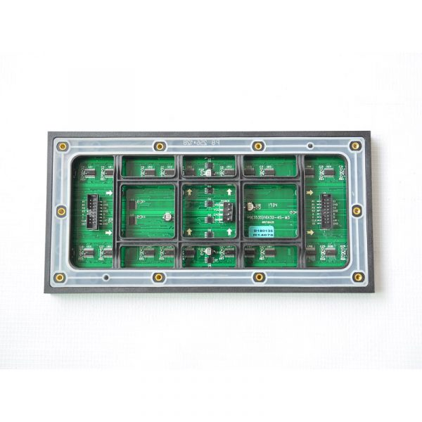P8mm Outdoor SMD 320mmx160mm LED Module