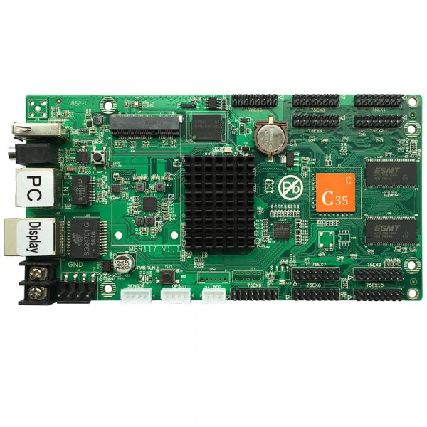 HUIDU HD-C35C fullcolor Async Controller