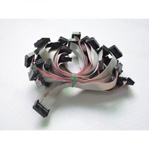 Skip to the beginning of the images gallery 16Pin LED module data cable 150mm 20 PCS