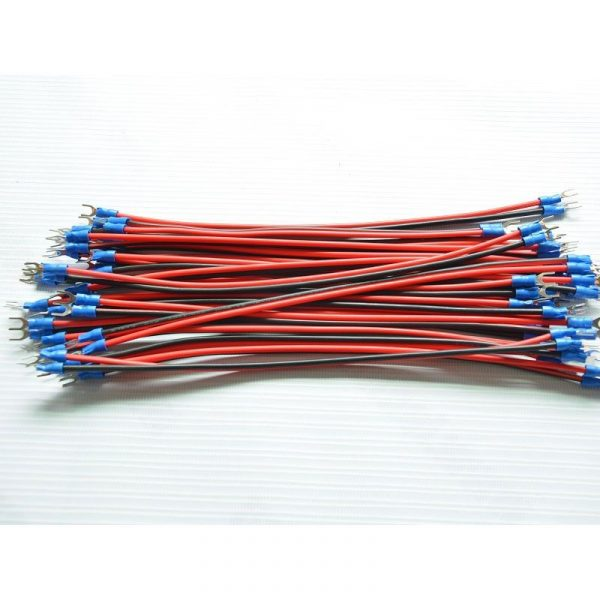 U Shape Power Cable 250mm 10 PCS