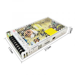 MeanWell LRS-200-5CCG LED Power Supply