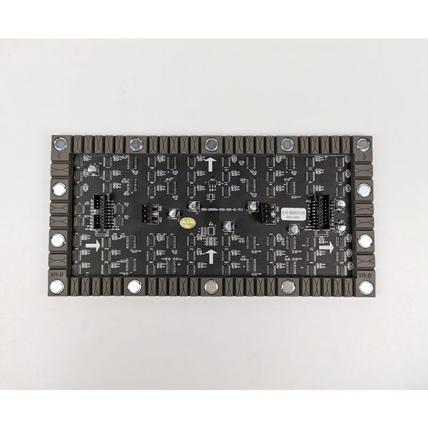 P2mm Indoor 256mmx128mm Flexible Soft LED Display Module