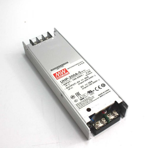 MeanWell UHP-200A-5 Switching Power Supply