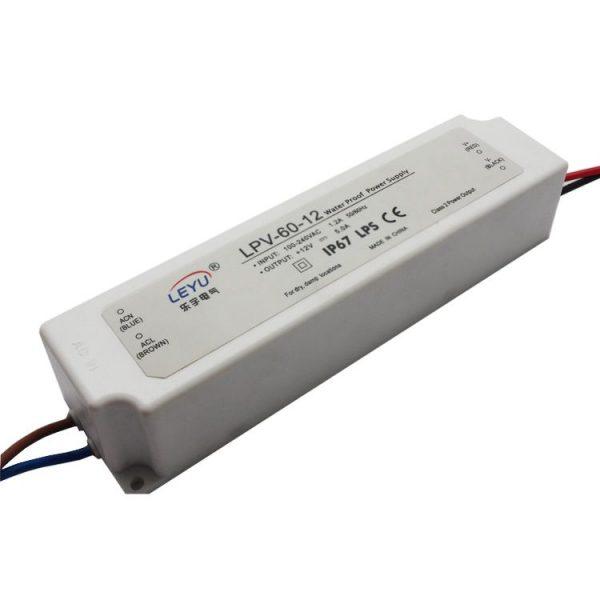 MeanWell LPV-60-12 LED Power Supply