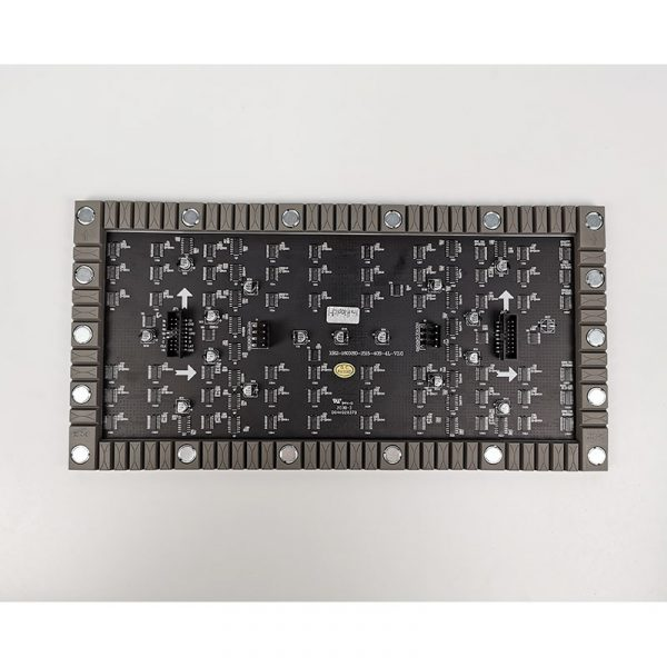 P2mm Indoor 320mmx160mm Flexible Soft LED Display Module