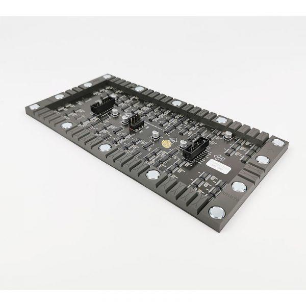 P1.579mm 240mmx120mm Flexible Soft LED Display Module