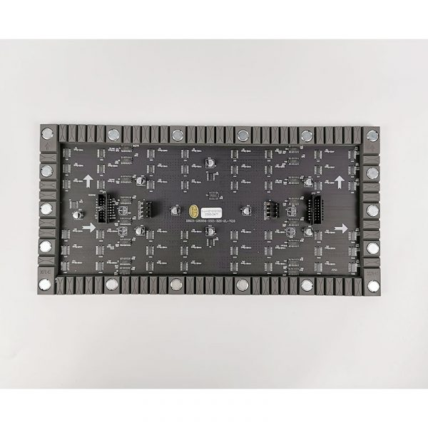 P2.5mm Indoor 320mmx160mm Flexible Soft LED Display Module