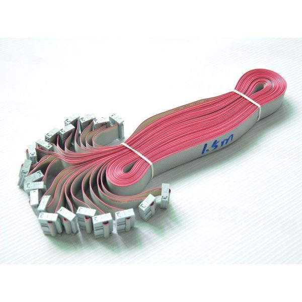 16Pin LED Module Ribbon Cable 150cm 20 PCS