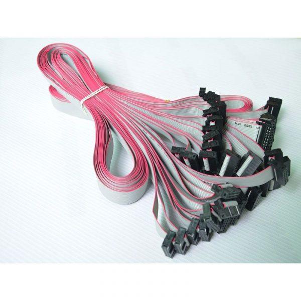 16Pin LED Module Ribbon Cable 100cm 20 PCS