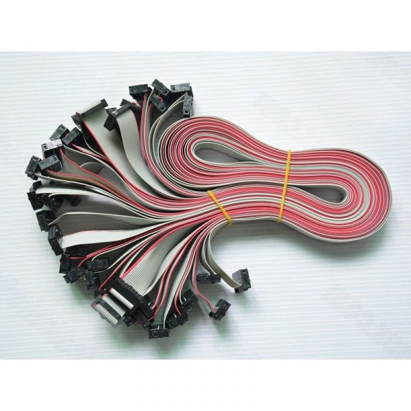 Skip to the beginning of the images gallery 16Pin LED Module Ribbon Cable 800mm 20 PCS