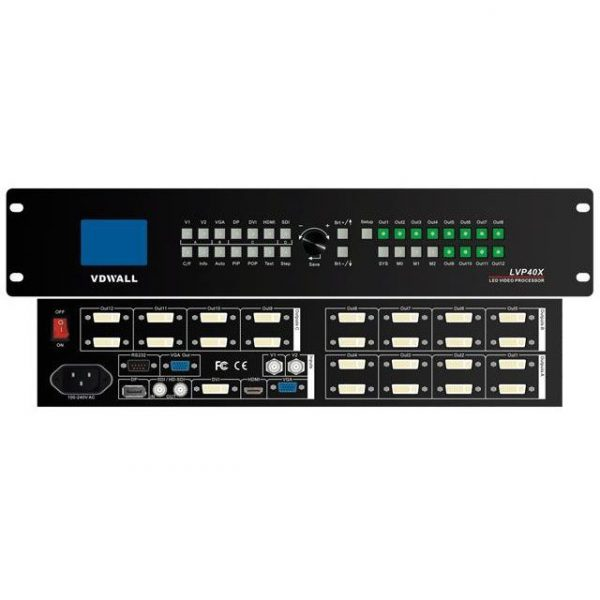 VDWall LVP404 LVP40X LED Processor