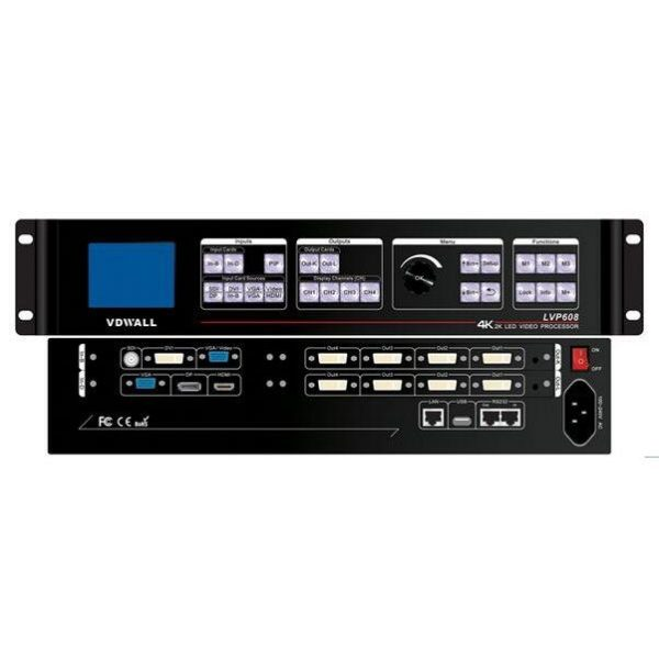 VDWALL LVP6081 LED Video Processor